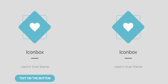 Iconbox big style