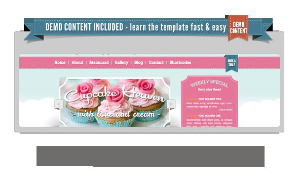 Delimondo Responsive WordPress Theme | 5 Styles - 10